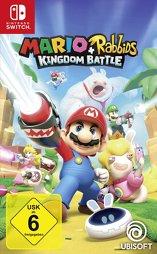 Mario & Rabbids Kingdom Battle - Switch