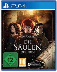 Ken Follett - Die Säulen der Erde inkl. Season Pass - PS4