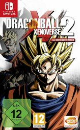 Dragonball Xenoverse 2 - Switch