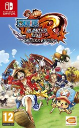 One Piece - Unlimited World Red Deluxe Edition - Switch