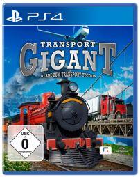 Transport Gigant Werde zum Transport Tycoon - PS4