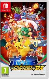 Pokémon Tekken DX - Switch
