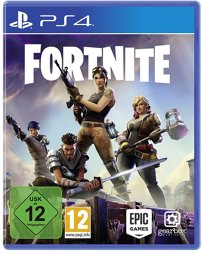 Fortnite Early Access inkl. Gründerpaket, Online - PS4