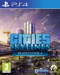 Cities Skylines - PS4