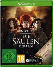 Ken Follett Die Säulen der Erde Complete Edition - XBOne