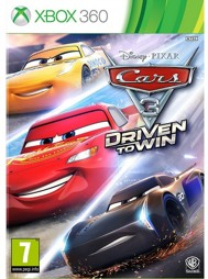 Cars 3 Driven to Win - XB360