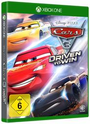Cars 3 Driven to Win - XBOne