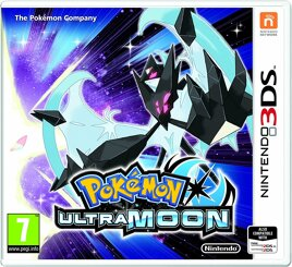 Pokémon Ultra Mond - 3DS