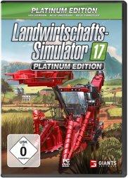 Landwirtschafts-Simulator 2017 Platinum Edition - PC-DVD