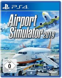 Airport Simulator 2019 - PS4