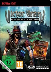 Victor Vran Overkill Edition - PC-DVD/MAC