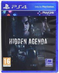 Hidden Agenda (PlayLink), gebraucht - PS4