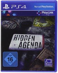 Hidden Agenda (PlayLink) - PS4