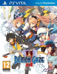 Demon Gaze 2 - PSV