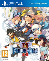 Demon Gaze 2 - PS4