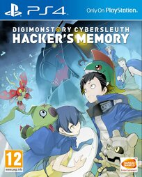 Digimon Story Cybersleuth Hackers Memory - PS4