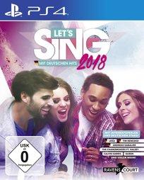 Let's Sing 2018 mit deutschen Hits - PS4