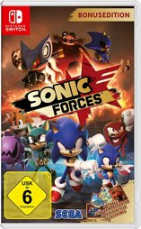 Sonic Forces Bonusedition - Switch