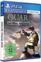 Quar! Infernal Machines - PS4