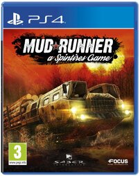 Mud Runner - PS4