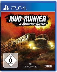 Mud Runner a Spintires Game - PS4