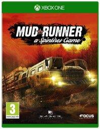 Mud Runner, gebraucht - XBOne