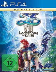 Ys VIII Lacrimosa of Dana Day One Edition - PS4