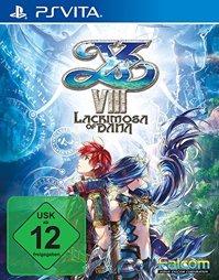 Ys VIII Lacrimosa of Dana - PSV