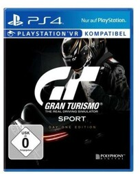Gran Turismo Sport Day One Edition - PS4