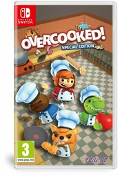 Overcooked! Special Edition - Switch
