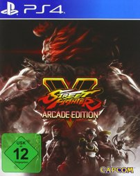 Street Fighter 5 Arcade Edition - PS4