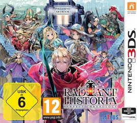 Radiant Historia Perfect Chronology - 3DS
