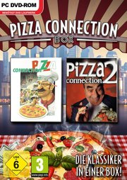 Pizza Connection Box (inkl. Teil 1 & 2) - PC-DVD
