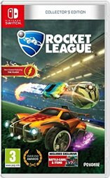 Rocket League Collectors Edition - Switch