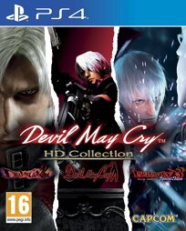 Devil May Cry HD Collection Remastered - PS4