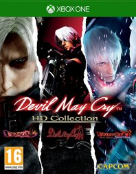 Devil May Cry HD Collection Remastered - XBOne