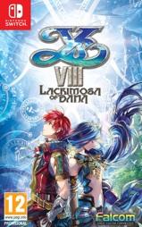 Ys VIII Lacrimosa of Dana Adventurers Edition - Switch