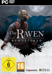 The Raven Remastered - PC-DVD