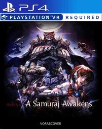 Reborn A Samurai Awakens (VR) - PS4