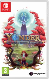 Yonder The Cloud Catcher Chronicles - Switch