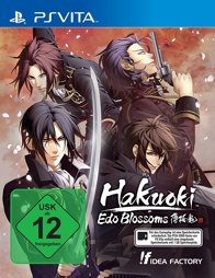 Hakuoki - Edo Blossoms - PSV