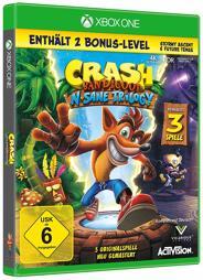 Crash Bandicoot N-Sane Trilogy inkl. 2 Bonus Level - XBOne