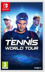 Tennis World Tour - Switch