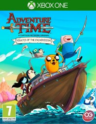 Adventure Time - Piraten der Enchiridion - Switch
