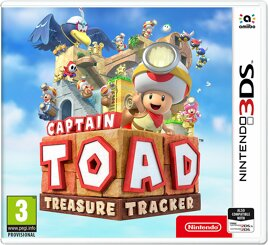Captain Toad Treasure Tracker - 3DS