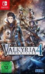 Valkyria Chronicles 4 Launch Edition - Switch