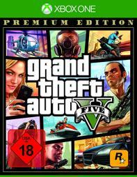 GTA 5 Premium Online Edition - XBOne