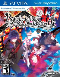 Psychedelica of the Black Butterfly - PSV