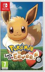 Pokémon Lets Go, Evoli! - Switch