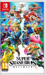 Super Smash Bros. Ultimate - Switch